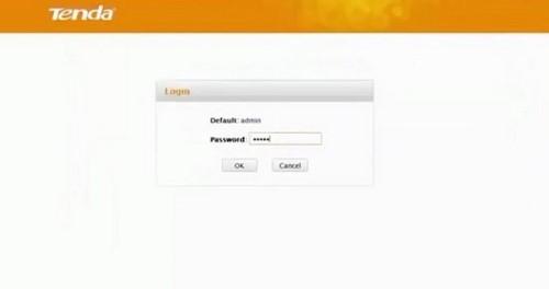 Đổi tên Wifi Tenda