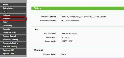 Cách đổi tên Wifi TP-Link