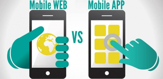 Mobile Web Hay Mobile App?